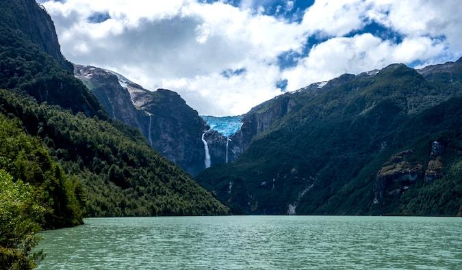 Queulat Glacier