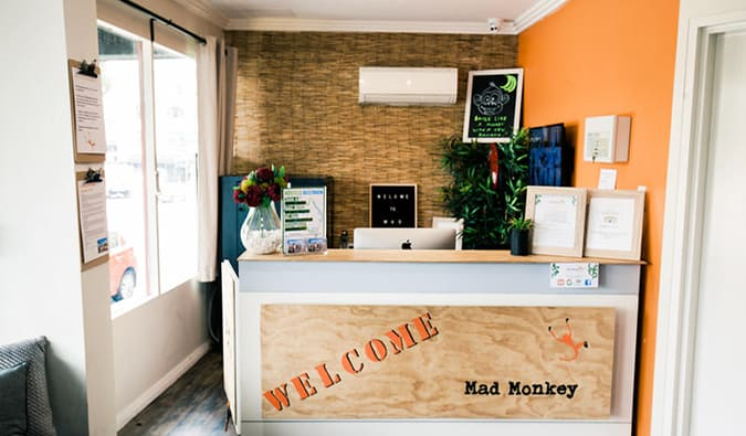Mad Monkey Backpackers on Broadway