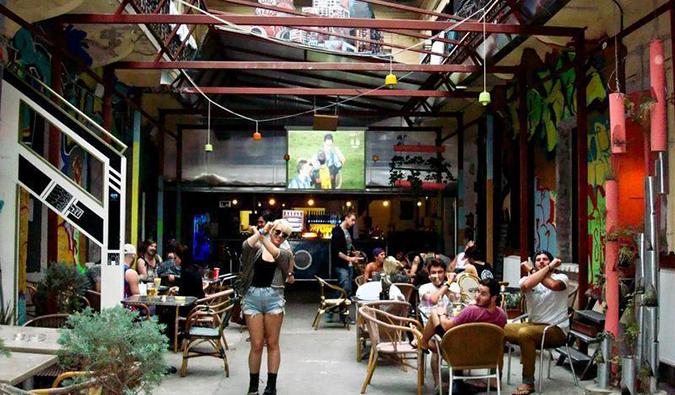 Retox Party Hostel, Budapest