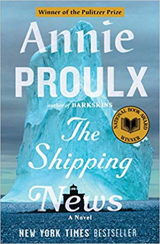 The Shipping News, by Annie Proulx