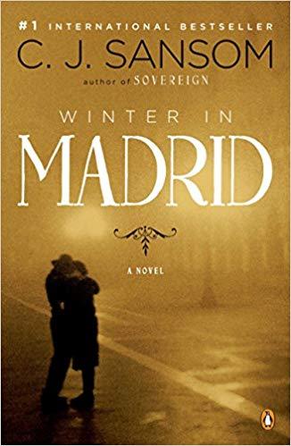Winter in Madrid by C. J. Sansom