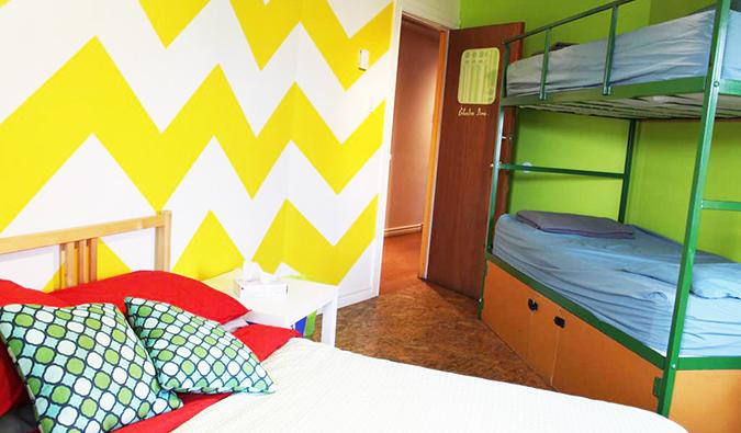 Alternative Hostel of Old Montreal hostel dorm rooms