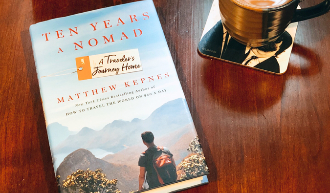 10 Years a Nomad by Matt Kepnes