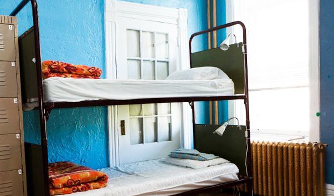 Le Gîte du Plateau Mont-Royal hostel dorm rooms
