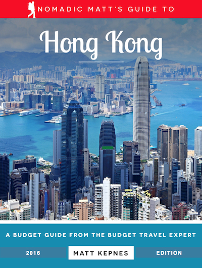 Hong Kong Guidebook Nomadic Matt
