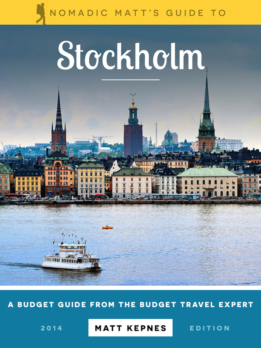 The Myth Travel Is Expensive How 5 Days In Stockholm Cost