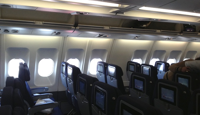 air berling a330 interior