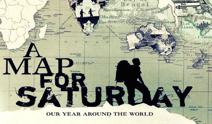 a map for saturday image from movie cover