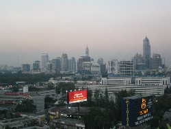 Bangkok the city of lights