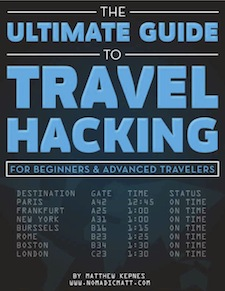 the guide to travel hacking by nomadic matt