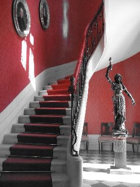 Bordeaux France chateau