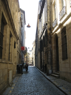 A Street in Bordeaux