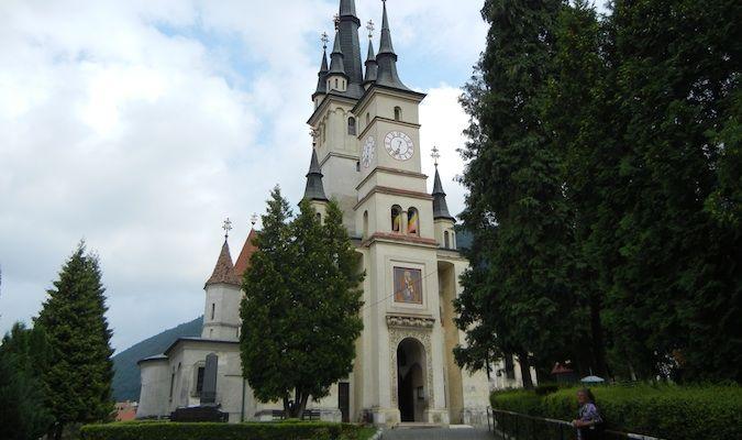 st nicholas church in shei district