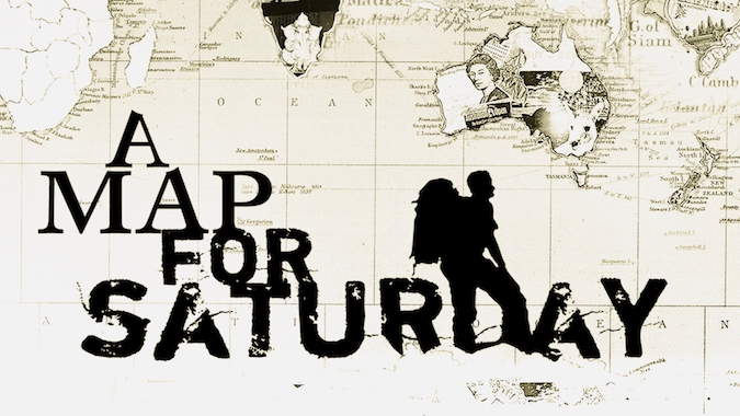 a map for saturday film