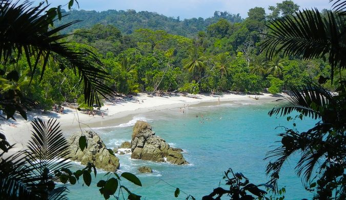 costa rica is a cheap place to travel