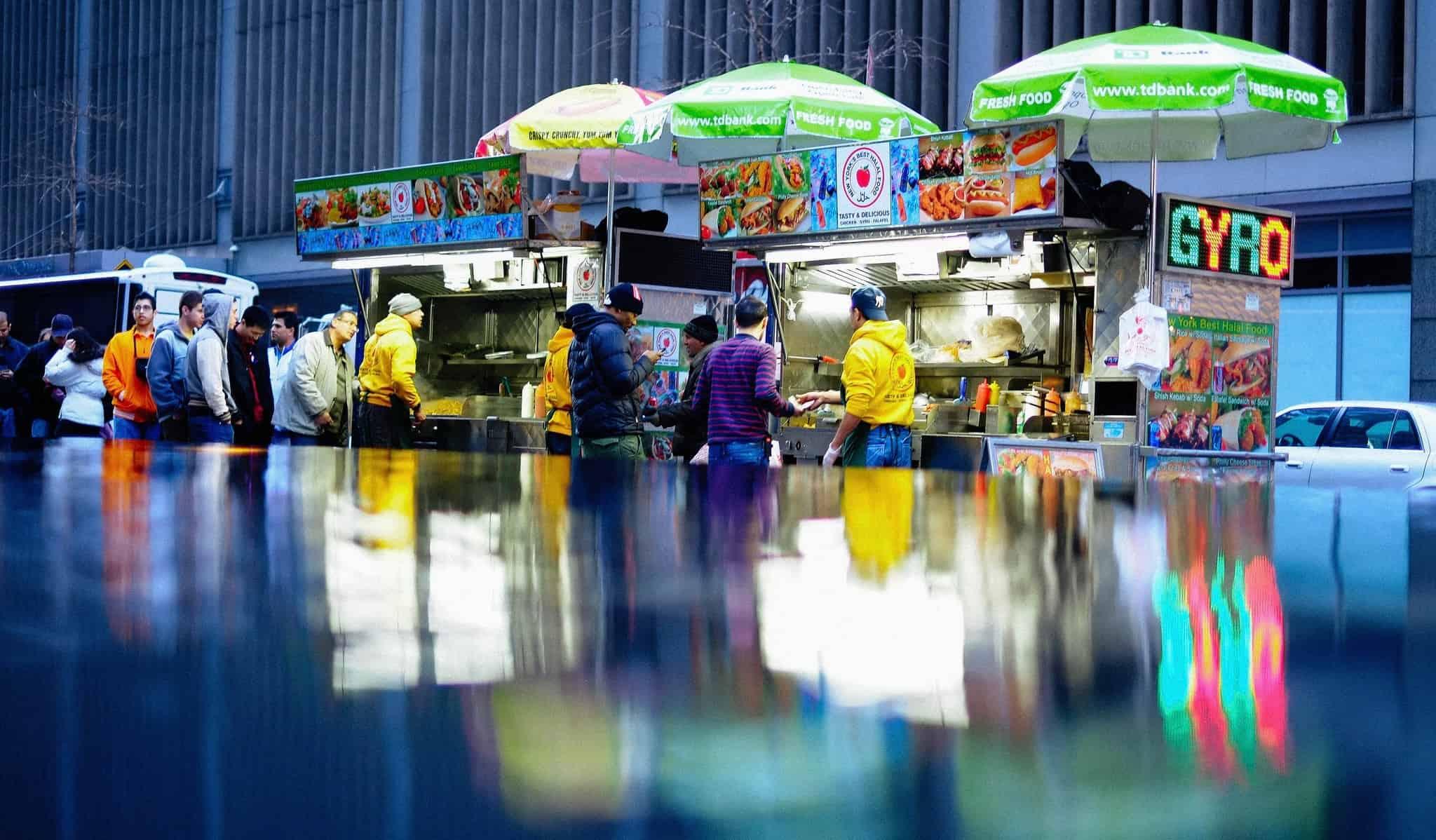 food seller in vietnam