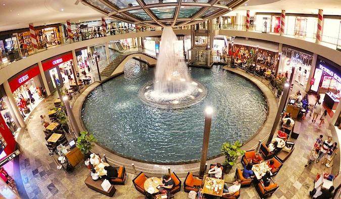 Underground Mall