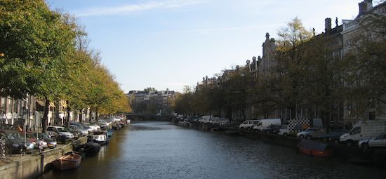 the great city of amsterdam canals