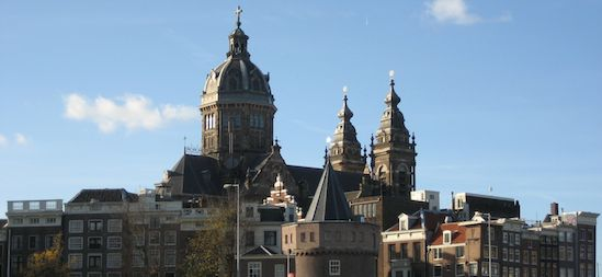 the great city of amsterdam