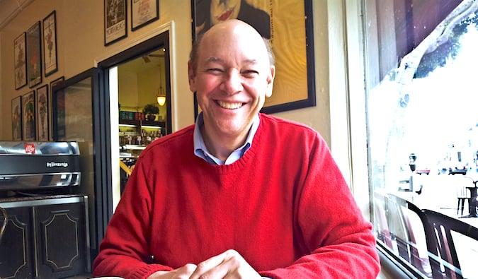 Don George, travel writer