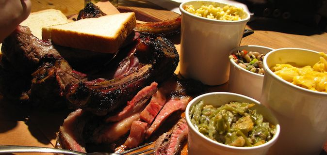 Hill Country BBQ is a great place to eat in NYC