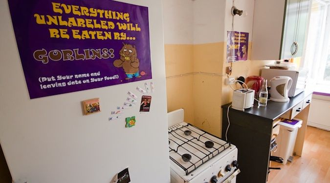 Awesome hostel in Euphoria Hostel located in Tallinn, Estonia