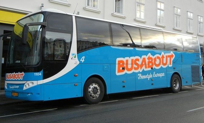 Busabout in Europe