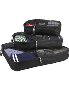 female packing cubes