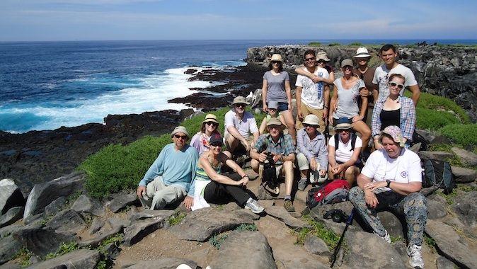 gap adventures tour group