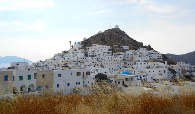 a city in greece