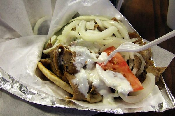 The widely known, and common, Gyro
