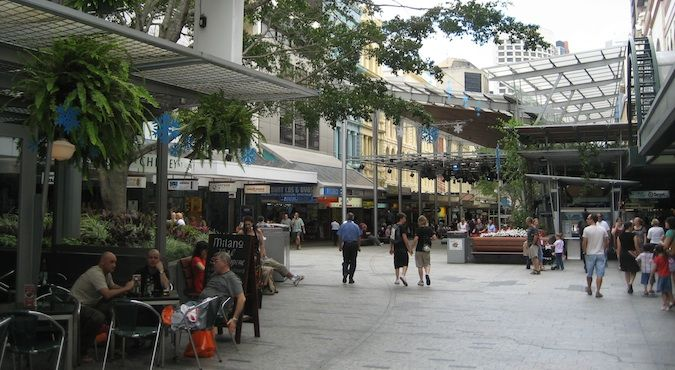 brisbane outdoor area