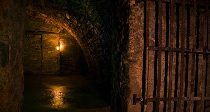underground edinburgh vaults