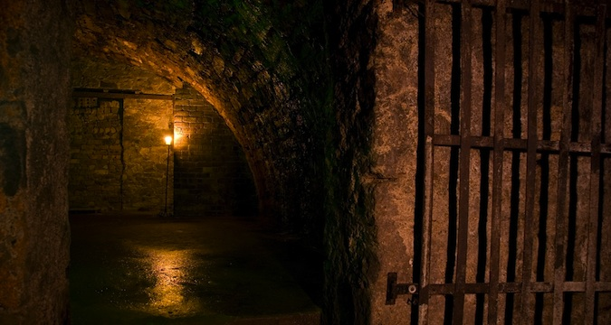 underground edinburgh vaults