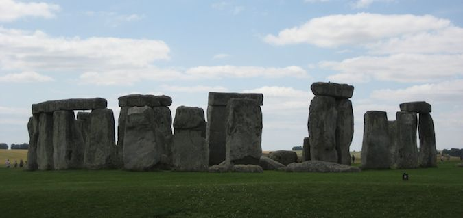 stonehenge in salisbury england