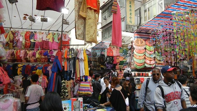 markets in hong kong
