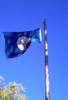 hutt river flag