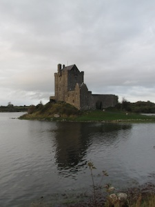 a castle in ireland near galway