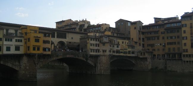 Discovering Ponte Vecchio in Florence