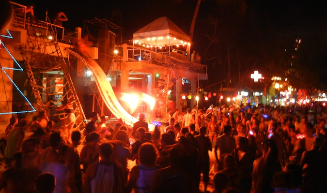 Ko Pha Ngan full moon party