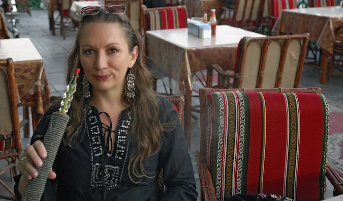 travel writer Lara Dunston