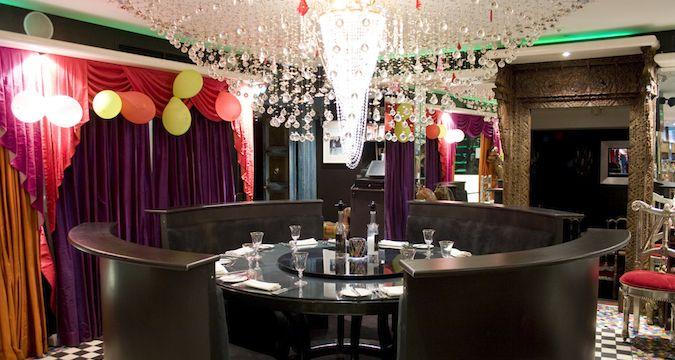 Abracadabra restaurant london