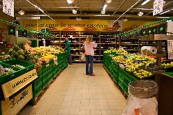 foreign supermarkets