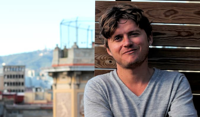 Matt Goulding, author of Grape, Olive, Pig