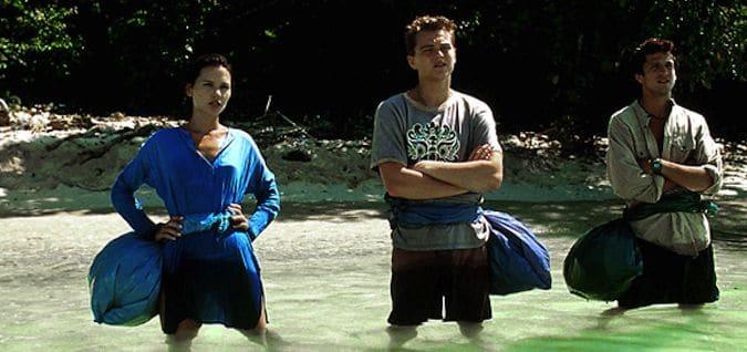 the beach movie
