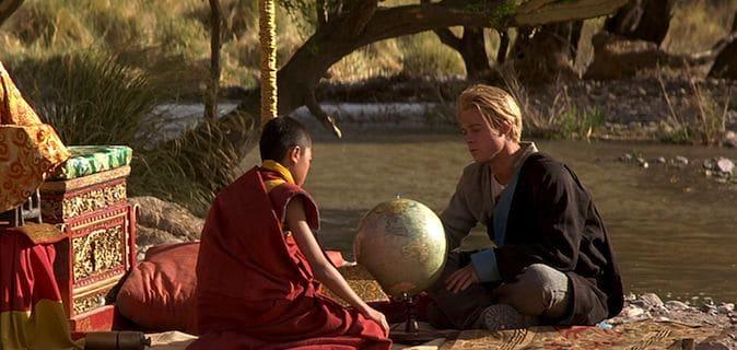 seen years in tibet movie