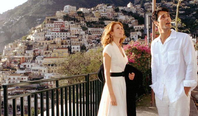 under the tuscan sun scene
