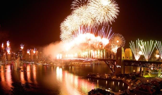 Paris New Years
