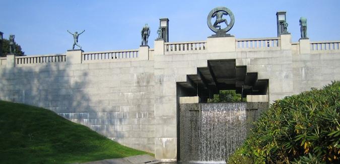 Vigeland Park and Frogner