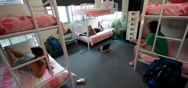 hostels in australia